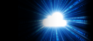 cloud surrounded by binary